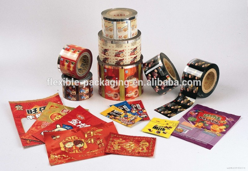 キャンディ/チョコレート バー/ロリポップ包装積層フィルム ロール-包装袋問屋・仕入れ・卸・卸売り