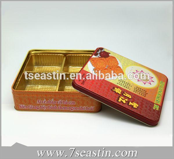 丸いビスケットの錫箱/クッキーのブリキ缶/月餅ブリキ缶-缶問屋・仕入れ・卸・卸売り