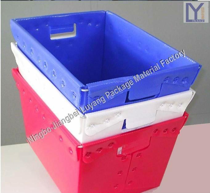 Ppのプラスチック容器/プラスチック製の折り畳み式ボックス/ppプラスチックボックス-梱包箱問屋・仕入れ・卸・卸売り