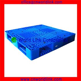 シングルサイド1111グリッド輸送用プラスチックパレット-パレット問屋・仕入れ・卸・卸売り