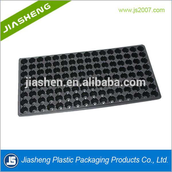 エコ- 優しいプラスチック植物の伝播細胞分割付きトレイ-包装用トレー問屋・仕入れ・卸・卸売り