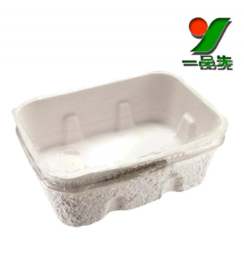 を受け入れるカスタムオーダー使い捨てリサイクル可能決して洗浄紙成形猫砂トレイ-包装用トレー問屋・仕入れ・卸・卸売り
