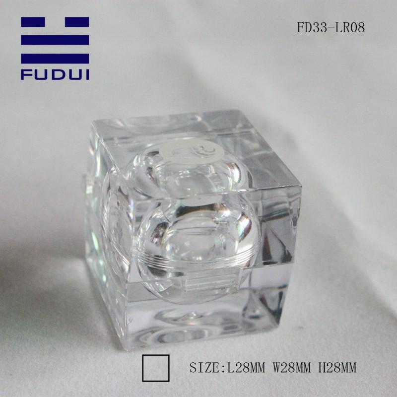 熱い販売の! 2015アイ- 引く明確な透明な正方形のリップクリームチューブの卸売のための中国製-包装用チューブ問屋・仕入れ・卸・卸売り