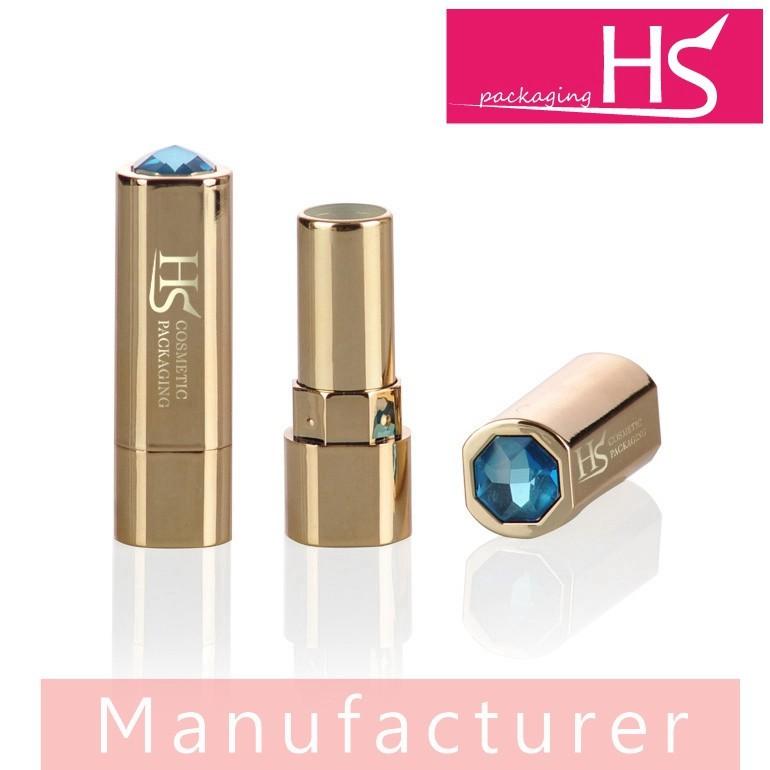 化粧品空のゴールドダイヤモンド口紅チューブ-包装用チューブ問屋・仕入れ・卸・卸売り