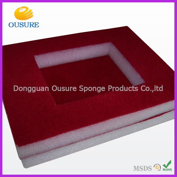 安いスポンジ材料高反発で抗- 静的梱包スポンジ-保護包装問屋・仕入れ・卸・卸売り