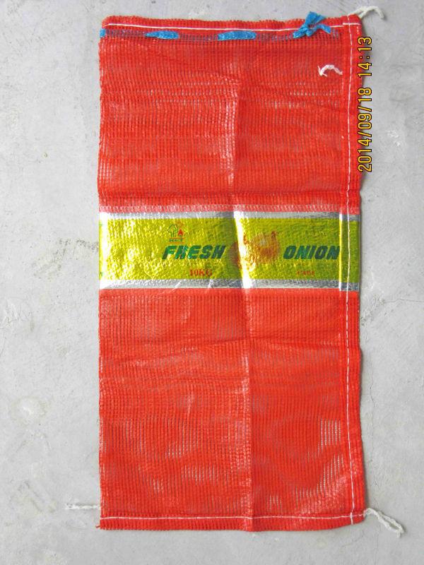 タマネギのメッシュpp管状ラベルでバッグ販売のための-包装袋問屋・仕入れ・卸・卸売り