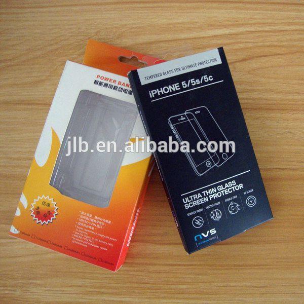 プラスチック製の携帯電話ケースクリアウィンドウ付き包装パッケージボックス-梱包箱問屋・仕入れ・卸・卸売り