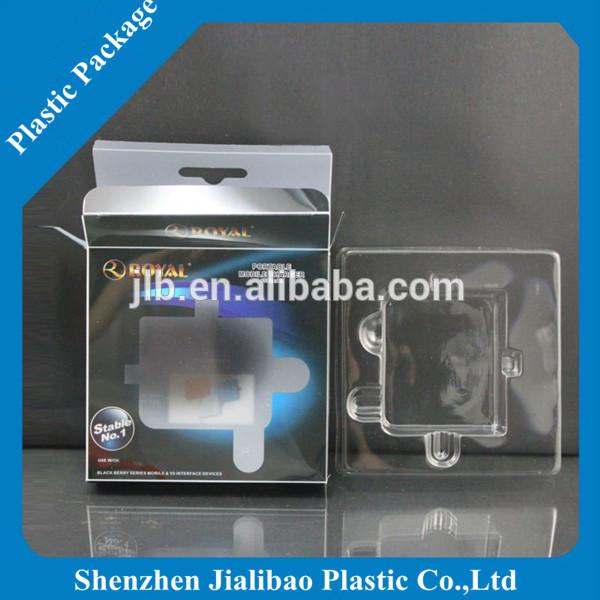 2014高品質充電器包装紙箱でpvcウィンドウとプラスチックインナートレイ-梱包箱問屋・仕入れ・卸・卸売り