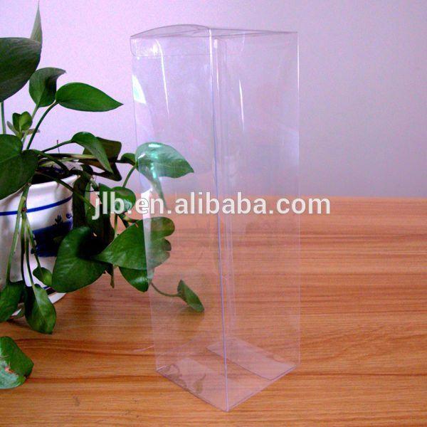柔らかいしわの折りたたみボックス、 カスタム透明なプラスチックのボックス、 ペットボックス-梱包箱問屋・仕入れ・卸・卸売り