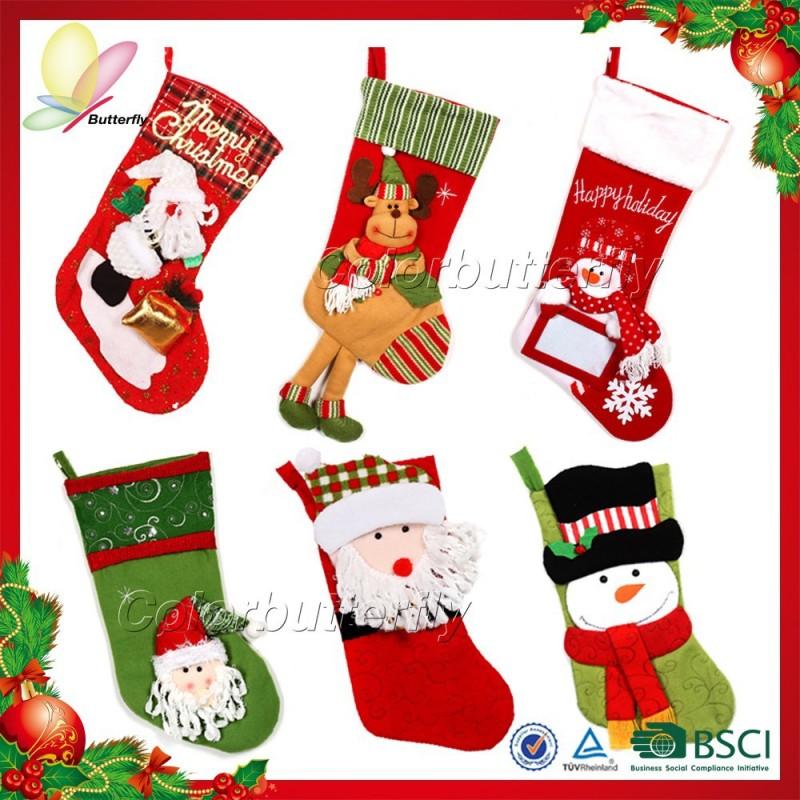 安い中国卸売ニットクリスマスストッキングbucilla非- 不織布漫画のクリスマスストッキングキットクリスマスストッキング-クリスマスデコレーション用品問屋・仕入れ・卸・卸売り