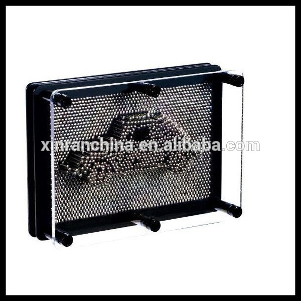 ガジェット3dピンアートの彫刻机のおもちゃ/ピン印象alibabaの卸売りアート金属ピンアート-民芸品問屋・仕入れ・卸・卸売り