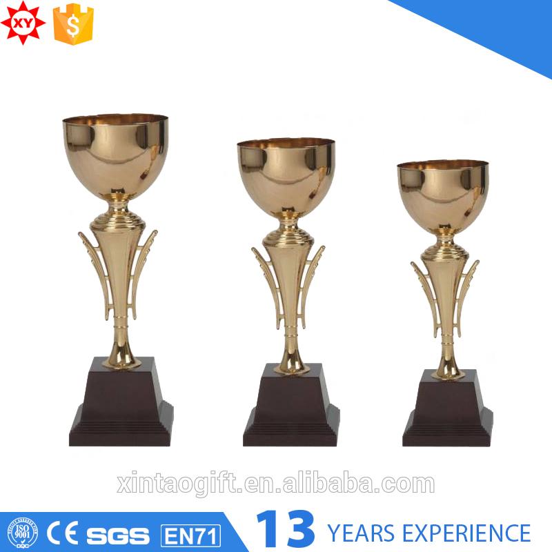メタルトロフィーカスタマイズされた賞トロフィーカップ-金属工芸品問屋・仕入れ・卸・卸売り