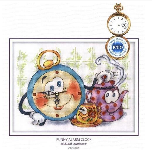 クロスステッチキットクロスステッチセット素敵な時計-民芸品問屋・仕入れ・卸・卸売り