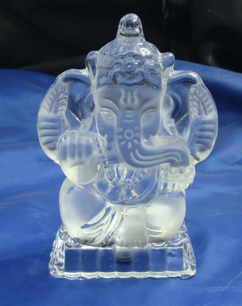 ガラス宗教的なインドの仏像-記念品問屋・仕入れ・卸・卸売り