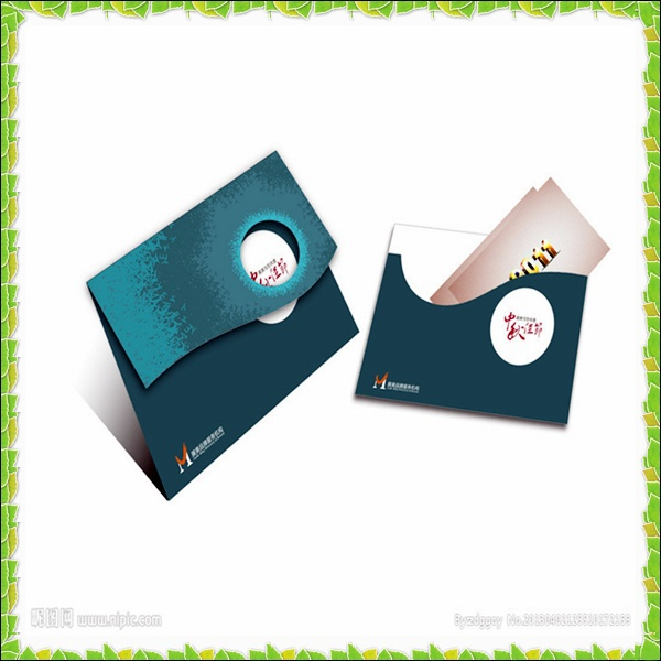 新しい工場の印刷デザインダイカット封筒やグリーティングカード-紙工芸品、ペーパークラフト問屋・仕入れ・卸・卸売り