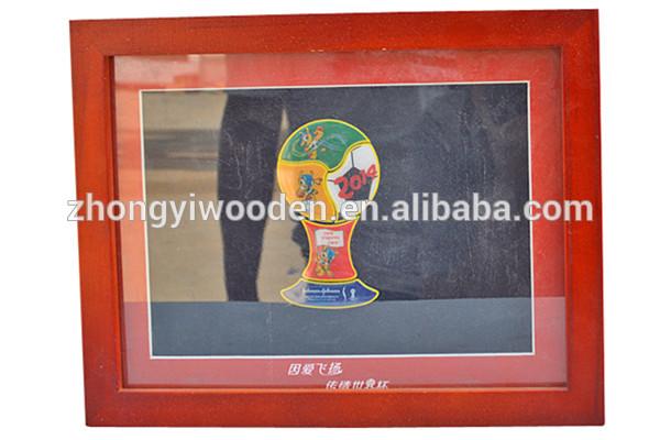 高品質赤エッジアンティーク模造カスタム装飾木製フォト額縁-フレーム問屋・仕入れ・卸・卸売り