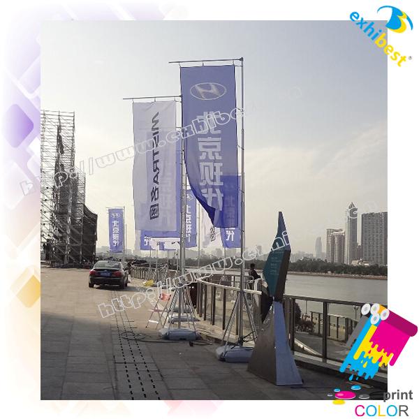 のグラスファイバーのバナーアームシステム5-12metersの旗竿-旗、バナー、およびアクセサリー問屋・仕入れ・卸・卸売り