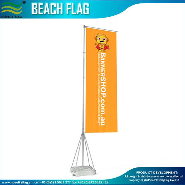 屋外巨大広告旗ポールで水ベース-旗、バナー、およびアクセサリー問屋・仕入れ・卸・卸売り