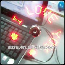 ステータス柔軟なusb ledコンピュータ光でファンusbライト-プラスチック工芸品問屋・仕入れ・卸・卸売り