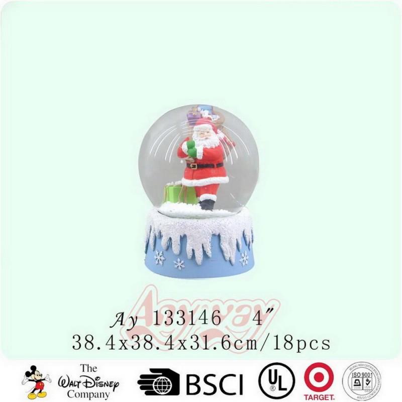 カスタムータブルクリスマススノードームのクリスマス飾るギフト-問屋・仕入れ・卸・卸売り