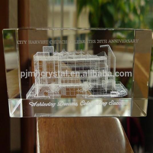 3dガラス文鎮用カスタマイズ刻まMH-4087-クリスタル製品問屋・仕入れ・卸・卸売り