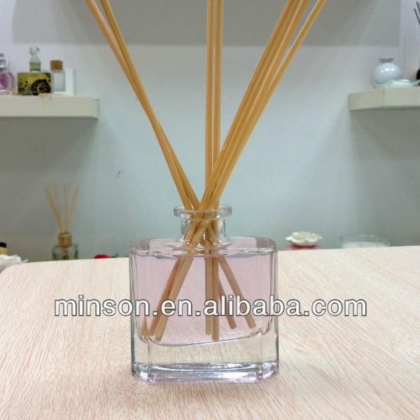 製造アロマリードディフューザの正方形のガラスの瓶のギフトセット-ギフトセット問屋・仕入れ・卸・卸売り