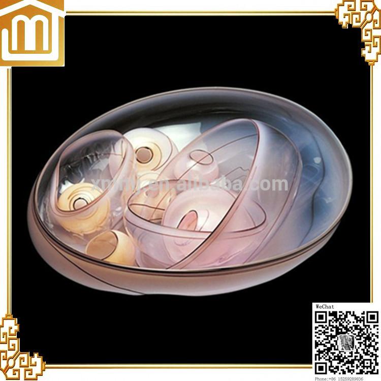 家の装飾手吹きムラノガラス卓上装飾-芸術コレクター商品問屋・仕入れ・卸・卸売り