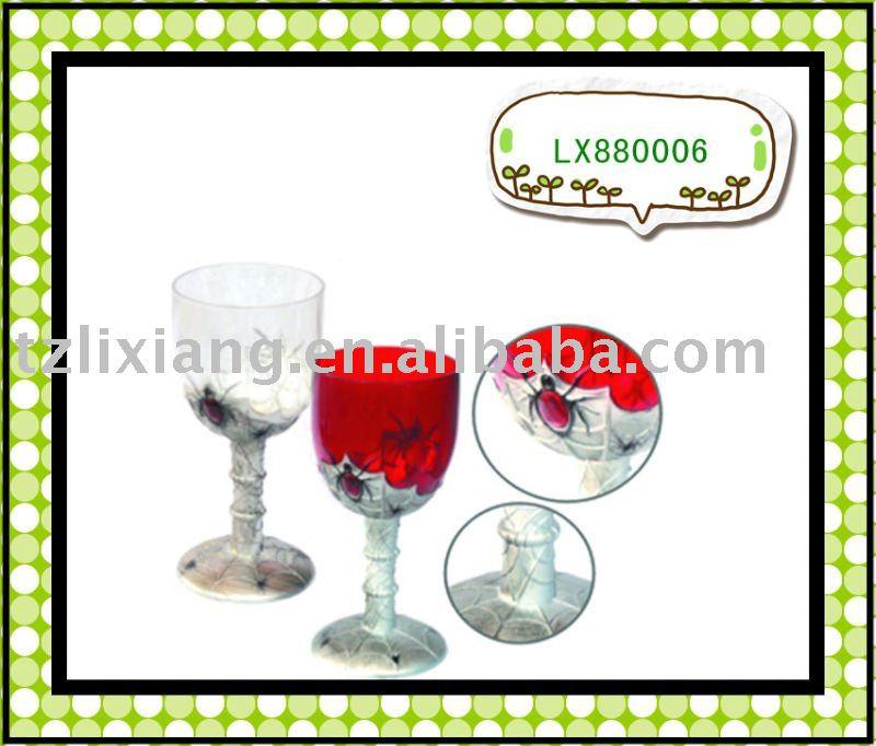 プラスチック製のpsクモハロウィーンパーティーlx-880006水カップ-その他イベント、パーティー用品問屋・仕入れ・卸・卸売り