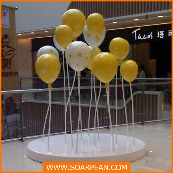 グラスファイバーカスタマイズされた形状お祝いの装飾風船-その他イベント、パーティー用品問屋・仕入れ・卸・卸売り