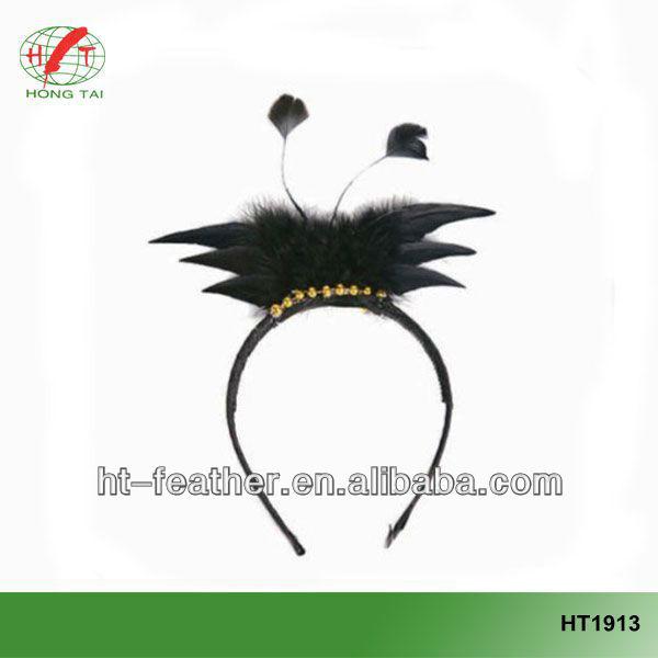 ファッションの羽のヘアバンド用パーティーの装飾-その他イベント、パーティー用品問屋・仕入れ・卸・卸売り