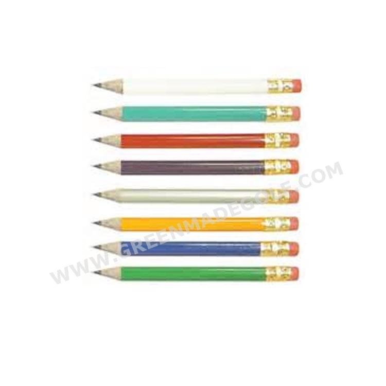 ゴルフのティー鉛筆短い、 バルク木製の鉛筆-その他ゴルフ用品問屋・仕入れ・卸・卸売り