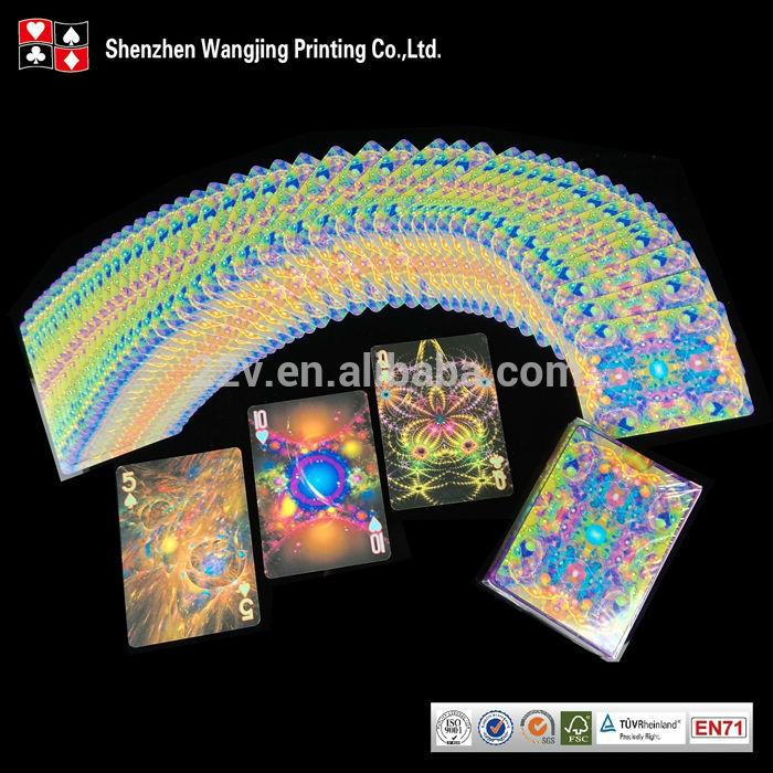 フルカラー印刷カスタムトランプ、印刷カスタムカードゲーム-トランプ類問屋・仕入れ・卸・卸売り
