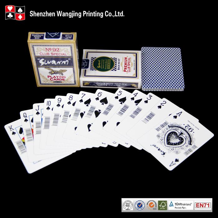 ギャンブル紙トランプ付属によるポーカー工場-トランプ類問屋・仕入れ・卸・卸売り