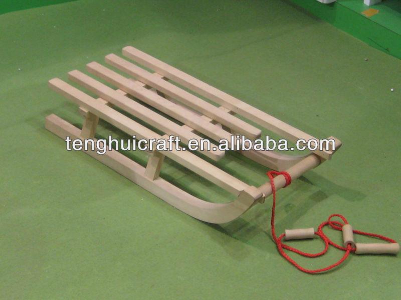 木製のそり-スノーチューブ類問屋・仕入れ・卸・卸売り