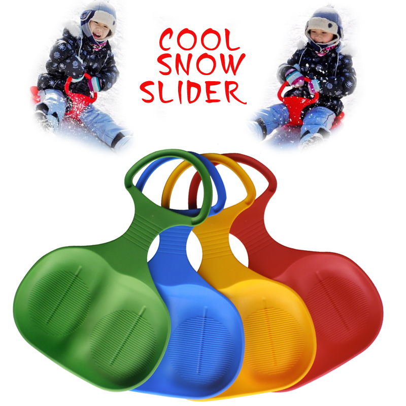2016屋外子供と大人のクリスマス冬のプロモーションプラスチック雪スライダーそりそりそり-問屋・仕入れ・卸・卸売り