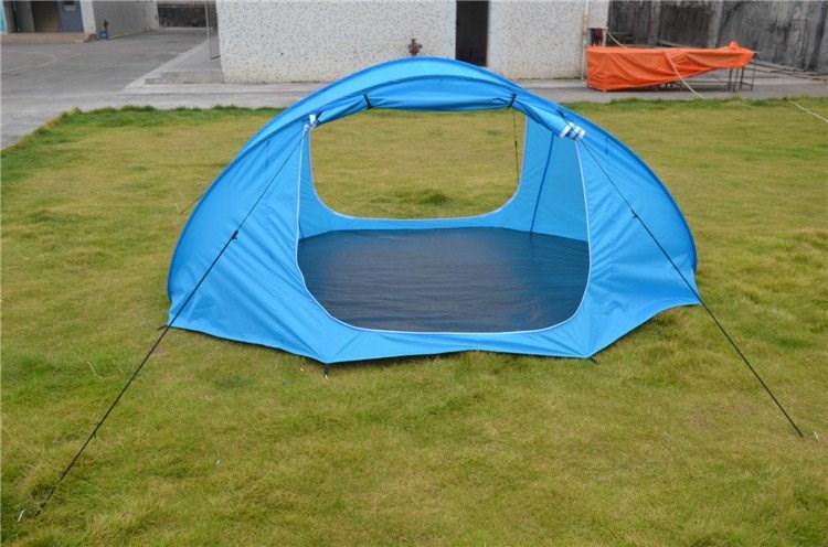 屋外テント速度自動開放に対する嵐カップルダブルキャンプキャンプのテント-テント問屋・仕入れ・卸・卸売り