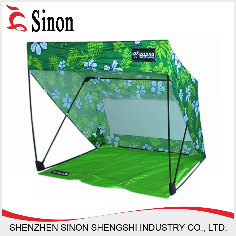 単層キャンプ浜の日陰の避難所安いポップアップテント-テント問屋・仕入れ・卸・卸売り