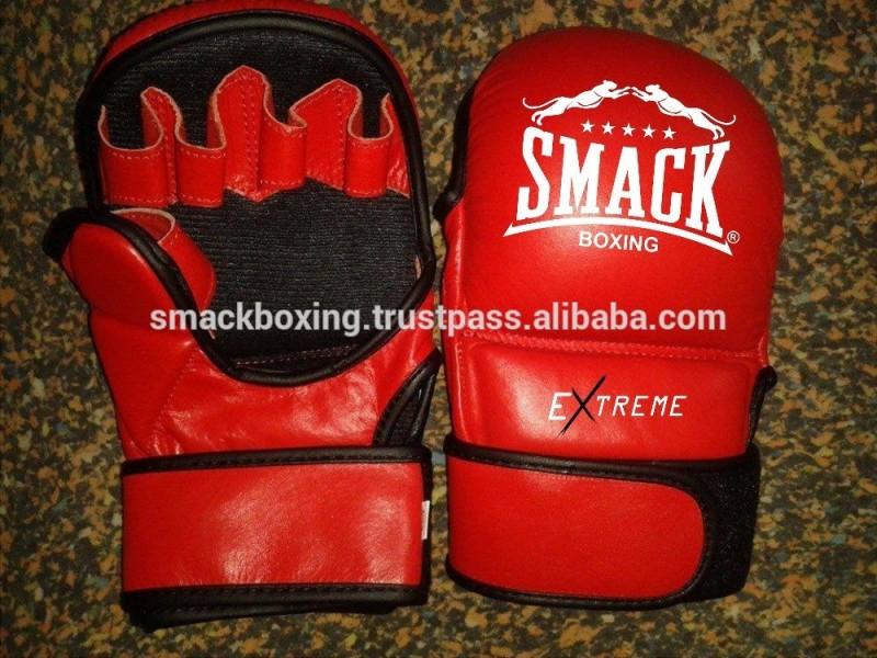 プロmma手袋革や人工革カスタムmmaの手袋-ボクシング用グローブ問屋・仕入れ・卸・卸売り