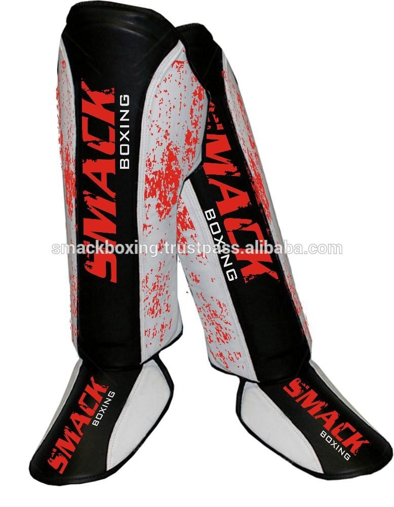 王脛当て革や人工皮革カスタムボクシンググローブ-ボクシング用グローブ問屋・仕入れ・卸・卸売り