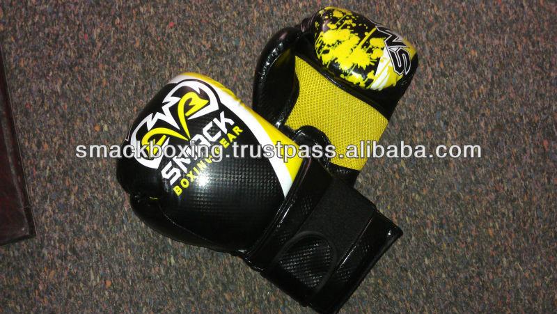 特殊なボクシンググローブ手や機械で成形しるみ11人工皮革-ボクシング用グローブ問屋・仕入れ・卸・卸売り