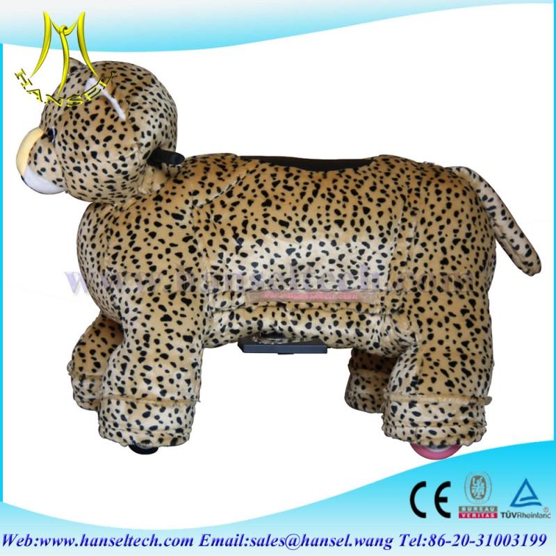 豪華なhanselにモーターを備えた、 動物に乗って電動動物おもちゃショッピングモールのための-詰められてフラシ天の動物問屋・仕入れ・卸・卸売り