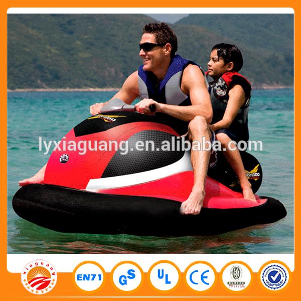 大きい割引スクーター高性能インフレータブル子供水波ボートジェットスキー-水上遊具問屋・仕入れ・卸・卸売り