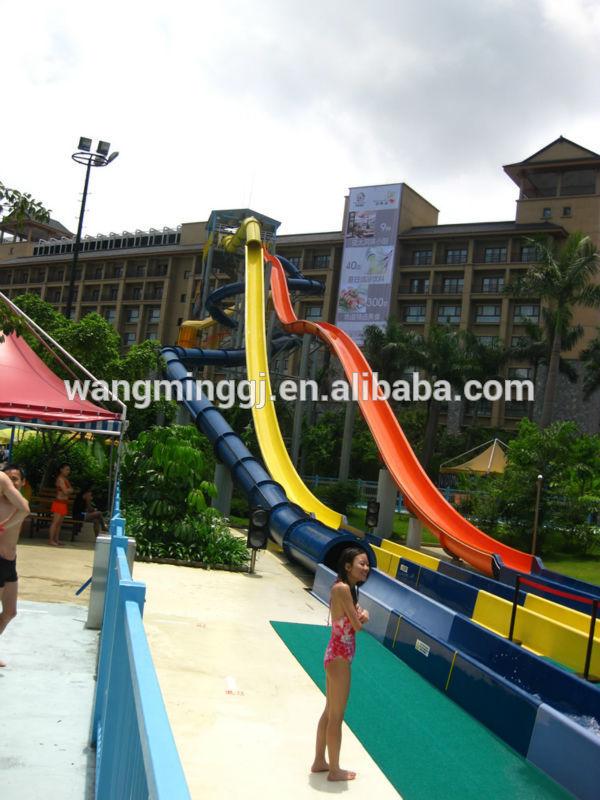 高速ロング販売のためのウォータースライド-水上遊具問屋・仕入れ・卸・卸売り