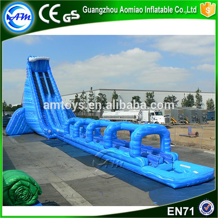 新製品のため2016インフレータブル水スリップnスライド用の大人-空気式遊具問屋・仕入れ・卸・卸売り