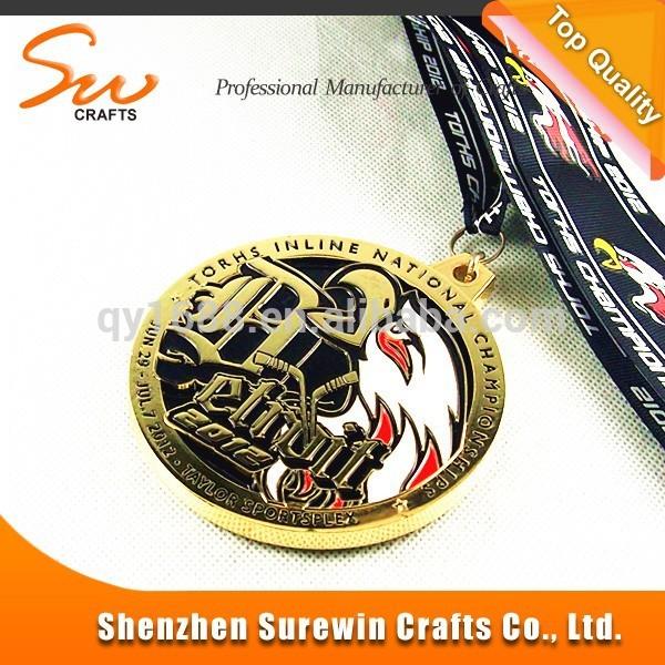 ビッグ合金鋳造体操選手権メダルメダルの金属のメダル-記念品問屋・仕入れ・卸・卸売り