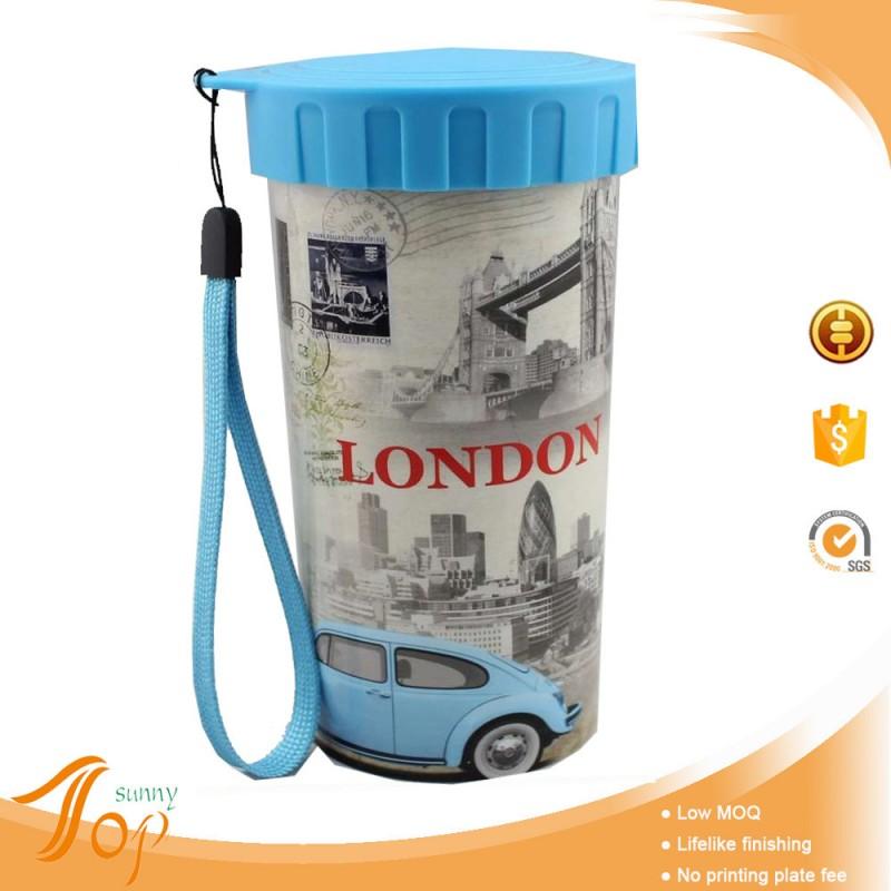 旅行最高価格カラフル な プラスチック水ボトル お土産-記念品問屋・仕入れ・卸・卸売り
