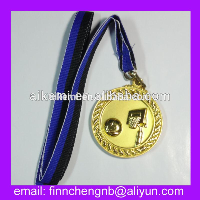 新しいカスタム設計金亜鉛合金の金属の金メダルの作業-記念品問屋・仕入れ・卸・卸売り