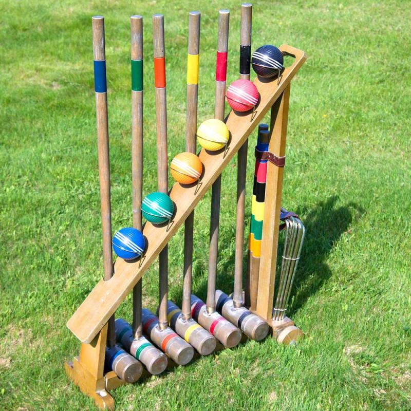 木製クロケットの製造業者では熱い販売を設定-他のスポーツ&娯楽用品問屋・仕入れ・卸・卸売り