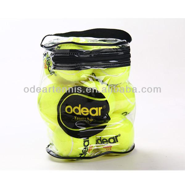 カスタム製の安価なロゴの印刷と黄色のテニスボール-テニスボール問屋・仕入れ・卸・卸売り