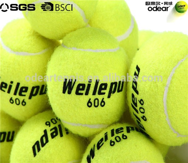 安いプロモーションカスタムテニスボールの製造-テニスボール問屋・仕入れ・卸・卸売り